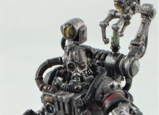 Tech-Priest - the Cybernetica Datasmith