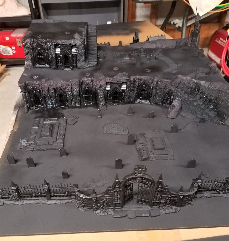 sigmar display board death