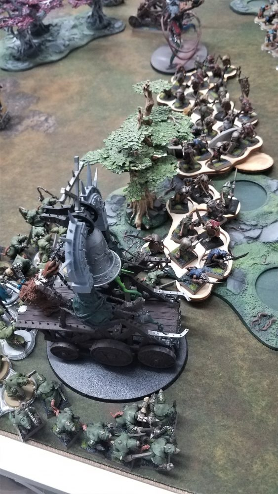 skaven with a bell