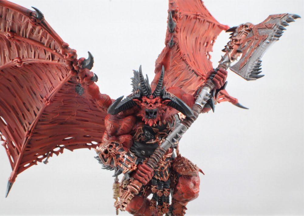 bloodthirster of insensate rage